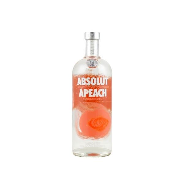 Absolut Apeach Vodka 1ltr