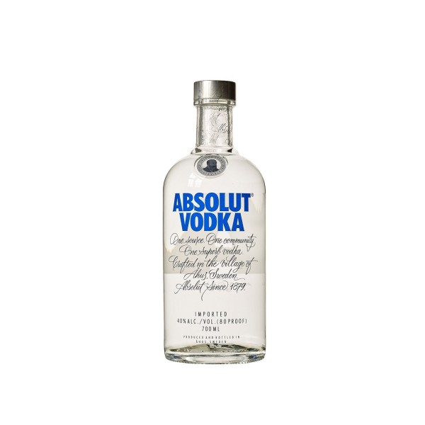 Absolut Blue Vodka 700ml