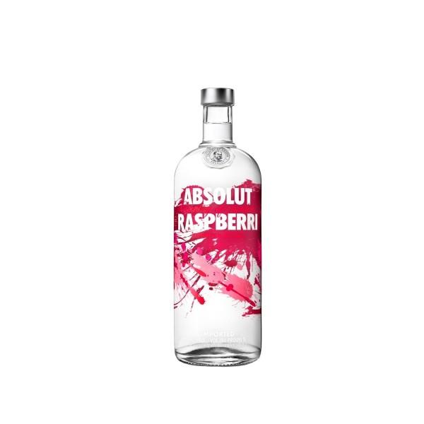 Absolut Raspberri Vodka 1ltr