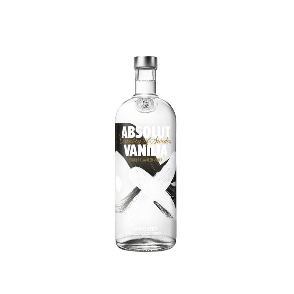 Absolut Vanilia Vodka 1ltr