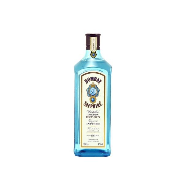 Bombay Sapphire Gin Blue 1ltr
