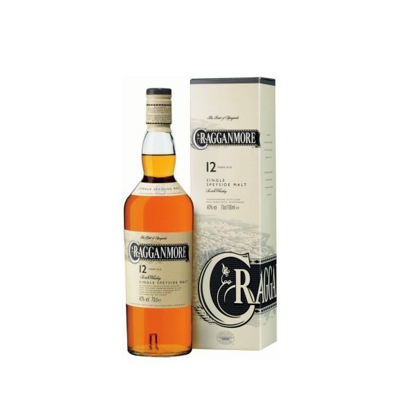 Cragganmore 12yr Old Single Malt Scotch Whisky 700ml