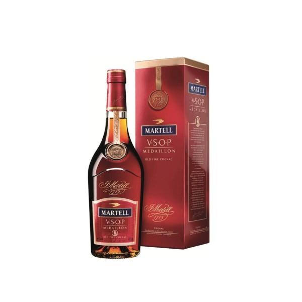 Martell V.S.O.P. Medaillon Cognac 700ml