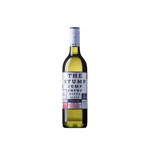 D'Arenberg The Stump Jump Riesling Sauvignon Blanc Marsanne Roussanne 750ml