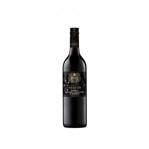 Brown Brothers Everton Red 750ml