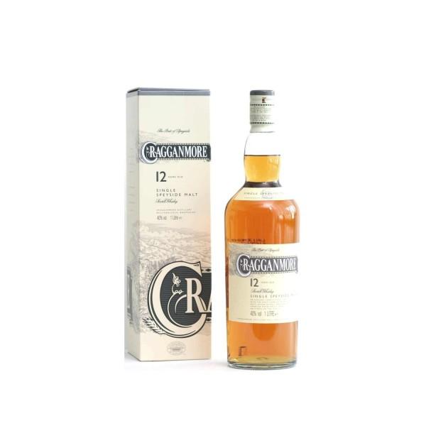 Cragganmore 12yr Old Single Malt Scotch Whisky 1ltr