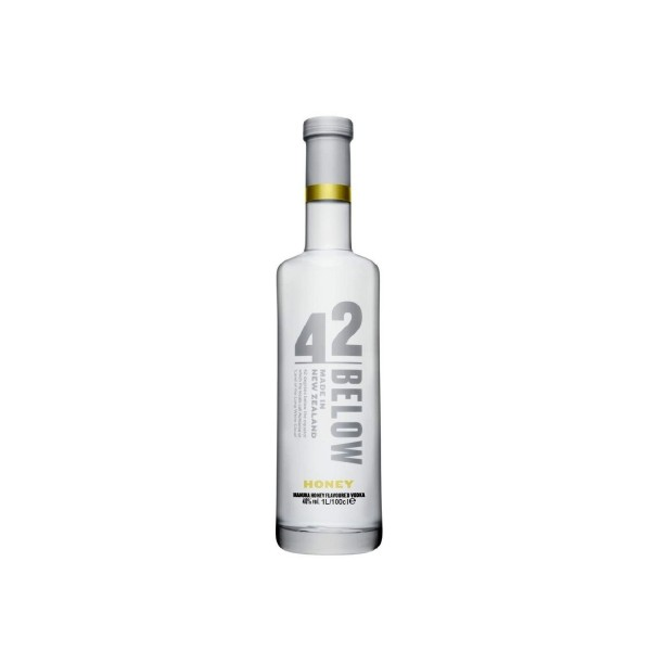 42 Below Manuka Honey Vodka 1ltr