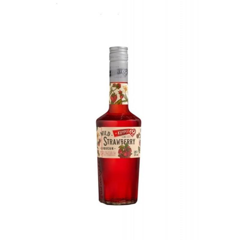 De Kuyper Strawberry Wild Liqueur 500ml