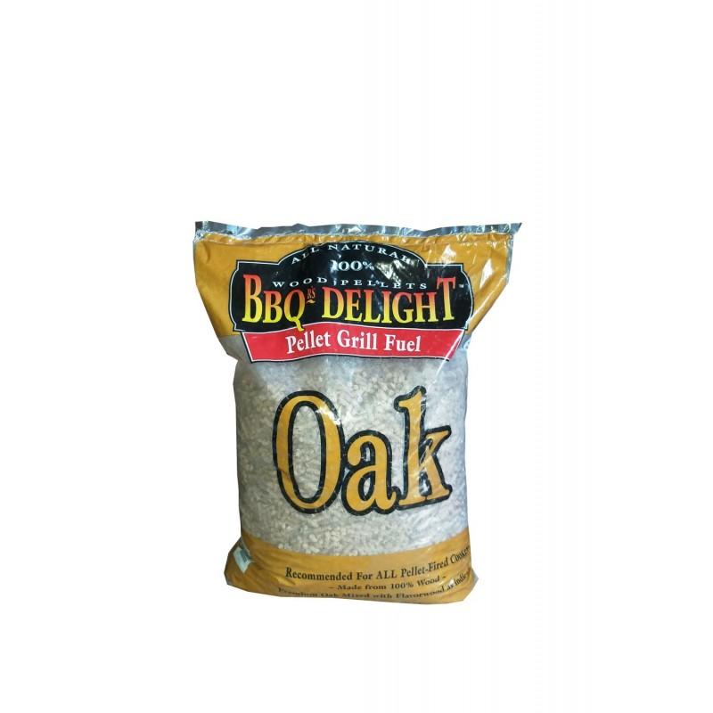 Bbq Delight Oak 9Kg