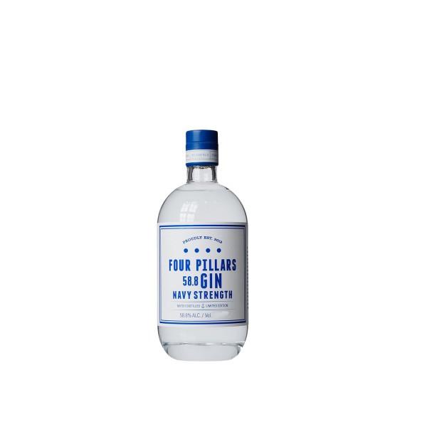 Four Pillars Navy Stregth Gin 1Liter