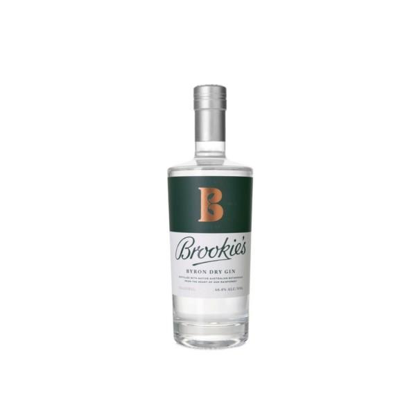 Gin Brookie's Byron Dry Gin 700ml