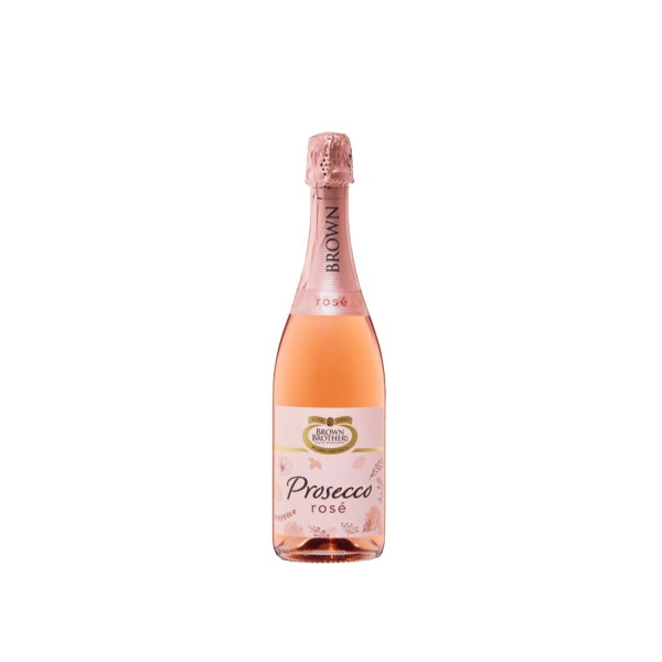 Brown Brothers Prosecco Rose NV 750ml