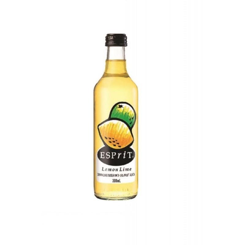 Esprit Lemon Lime  Sparkling Water 24 X 300ml