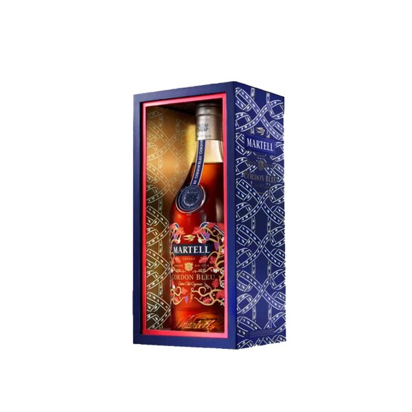 Martell Cordon Bleu Chinese New Year Limited Edition 1Ltr