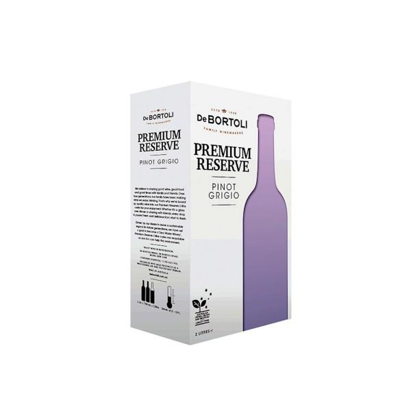 De Bortoli Premium Reserve Pinot Grigio 2Ltr