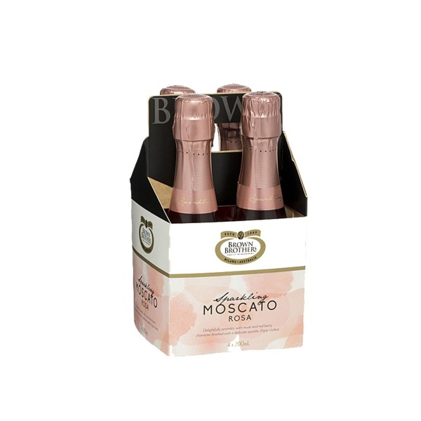 Brown Brothers Moscato (4Pack) 200ml