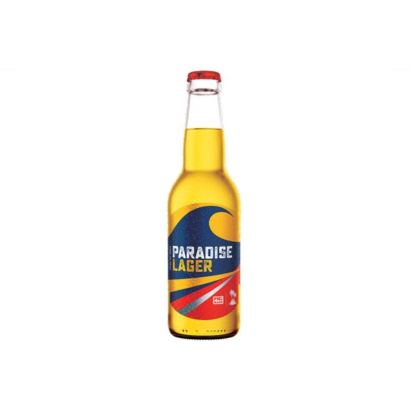Paradise Premium Lager Bottle 24 x 330ml