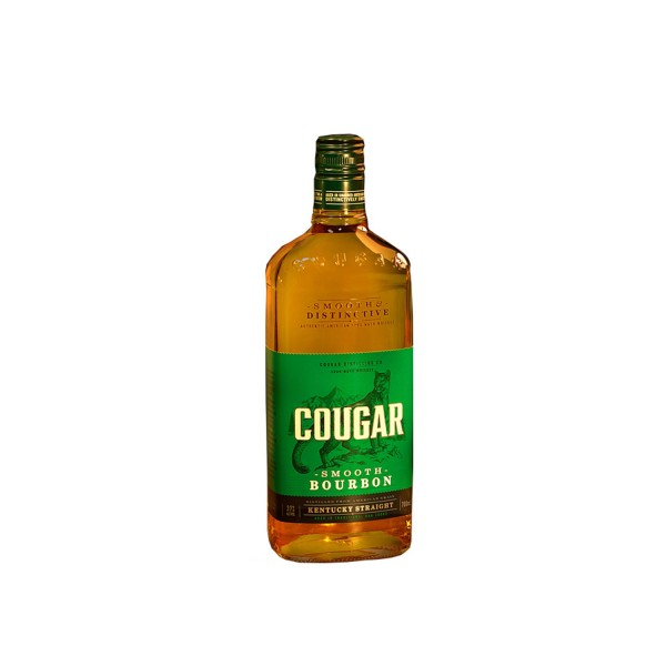 Cougar Smooth Bourbon Bottles 700ml